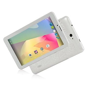 Anteck 7 Pulgadas de Tablet PC WCDMA 2G + 3G Android 5.1 Lollipop ...