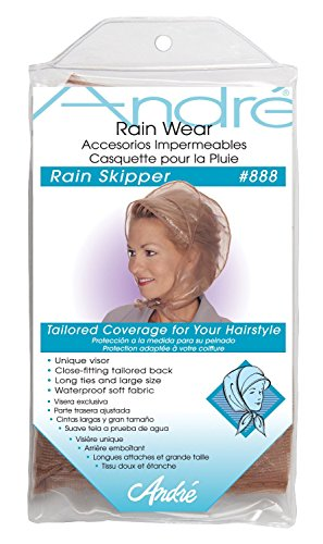 Andre Rain Wear 888 Rain Skipper, Beige, One Size Fits All