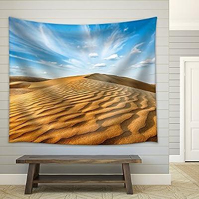 Panorama of Dunes of Thar Desert Sam Sand...