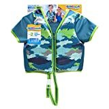 SwimSchool Swim Trainer Vest with Sun Protective