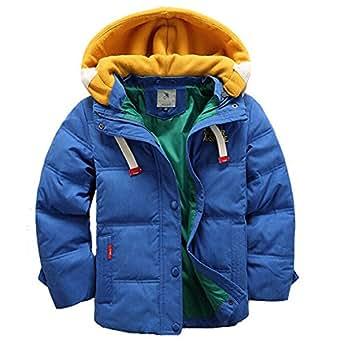 Amazon.com: Sonms Jackets For Boys Coats Children Clothing