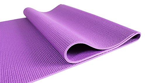FUNKY BUDDHA Yoga Mat in Mesh Bag Review