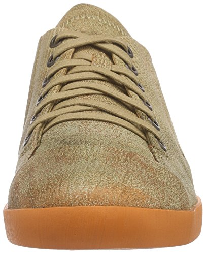 Think Seas Mehrfarbig orange Femme Derby 77 beige HAwHO0
