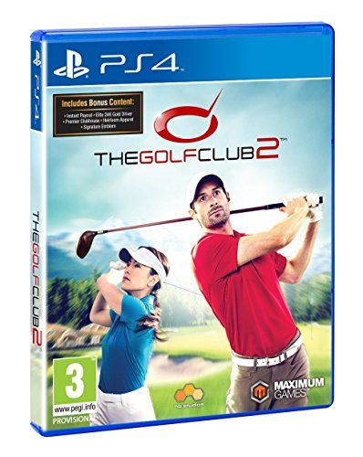 Buy golf game for ps4