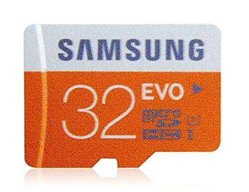 32GB Class 10 Micro SD Card with Adapter (Orange) - 9