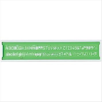 Arda 409091 Normografo Norme
