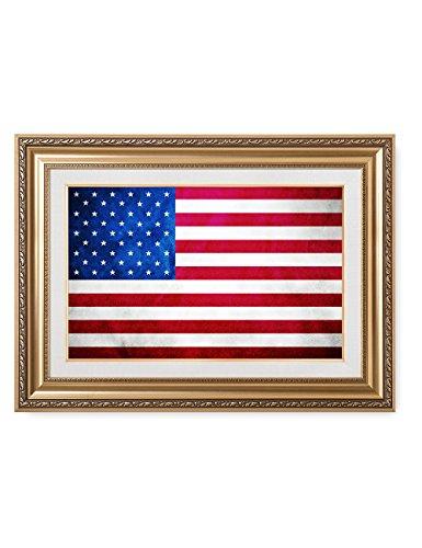 united states flag art - 2