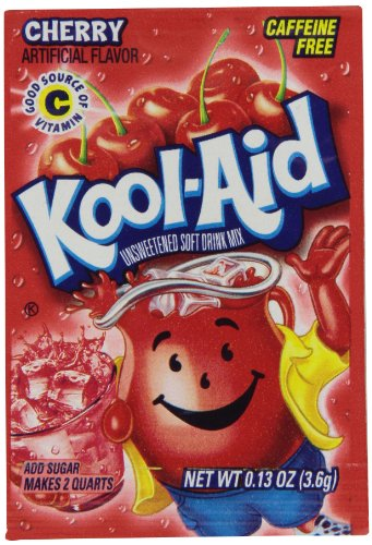 Kool Aid Drink Mix - 4