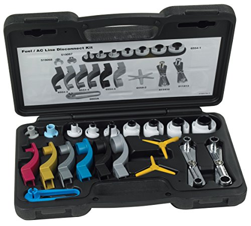 OTC Tools 6554 Fuel and AC Line Disconnect Set by OTC (Image #1)