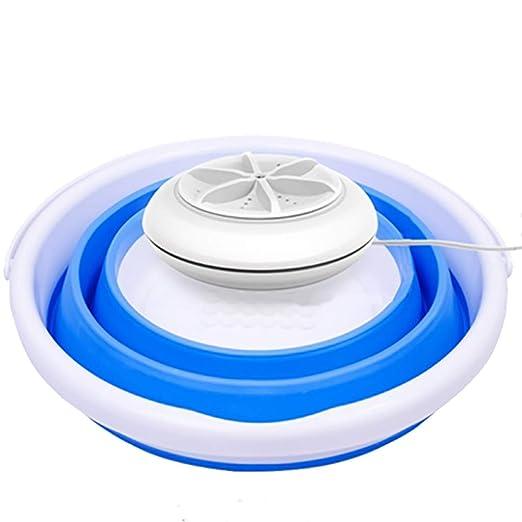 Lavadora portatil Lavadora UltrasóNica Turbina USB Limpiador De ...