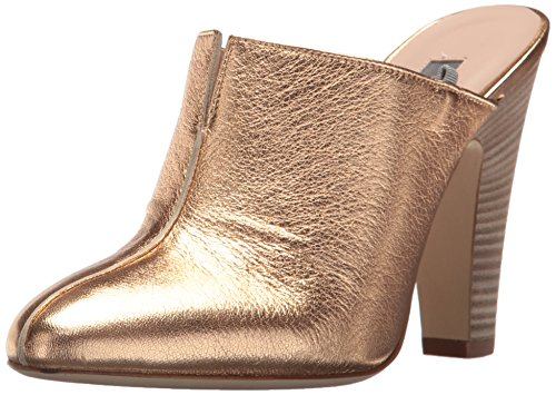 SJP by Sarah Jessica Parker Damen Rigby Pantoletten Gold (Rose Gold Leather)