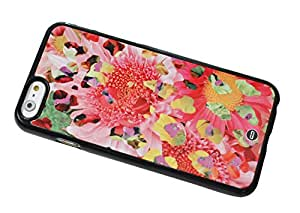 1888998314311 [Global Case] Chill Out Chill Out Relax Lay Back Don't worry be happy Flower Roses Floral Blossom Tribal Aztec Retro Classic Reste Calme (BLACK CASE) Snap-on Cover Shell for HTC ONE M8