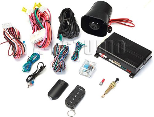 Viper 5606V 1-Way Security System W/Remote Basic Info