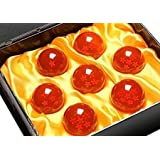 Generic HG-X Acrylic Dragon Ball Crystal Ball (7 Pieces)