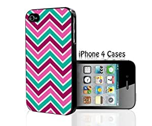 Colorful Stripes iPhone 4/4s case by supermalls