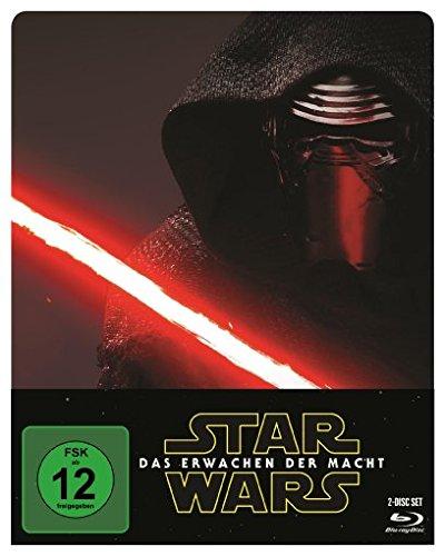 Star Wars: Episode VII - Das Erwachen der Macht. Limited Edition Steelbook