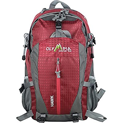 """Olympia USA Hawk 20"""" Outdoor Backpack 32L well-wreapped"""