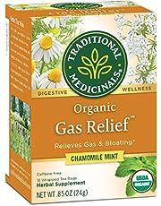 Traditional Medicinals Gas Relief, 24.09g