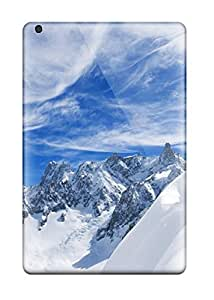 New Style CaseyKBrown Skiing In France Premium Tpu Cover Case For Ipad Mini/mini 2