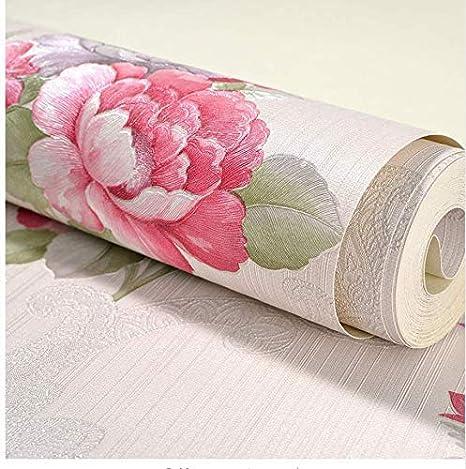 Amazon.com: YueQiSong - Papel pintado para pared, diseño de ...