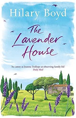 book cover of The Lavender House