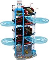 Theo Klein 2813 - Bosch Car Service Parkhaus, 5 Ebenen, Spielzeug