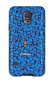 Galaxy S5 Hybrid Tpu Case Cover Silicon Bumper Motivational