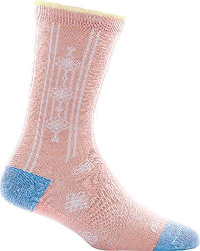 Darn ToughレディースモザイクCrew Light Sock