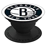 PopSockets: Collapsible Grip & Stand for Phones and Tablets - Brooklyn Nets