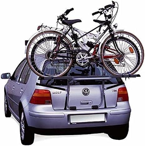Menabo Steelbike Fahrrad Heckträger Kompatibel Mit Bmw 3er 1991 2013 Für 3 Räder Fahrradträger Auto