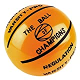 Lot Of 12 Inflatable Basketball Theme Beach Balls - 16 by Oriental Trading Company