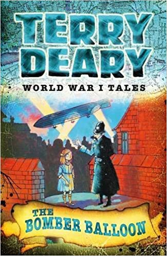 Englanti helppo kirja ladata The Bomber Balloon (World War I Tales) 1472941993 by Terry Deary PDF