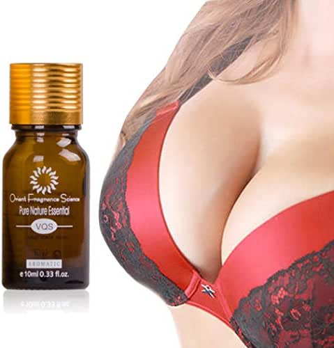 AIMTOPPY Big Bust Up Breast Oil Breast Enlargement Firming Cream Massage Essential Oil (Clear)