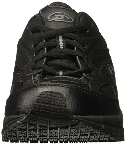 Dr. Scholl's Shoes Women's Gesture Food Service Shoe, Black, 8 W US by Dr. Scholl's Shoes (Image #4)