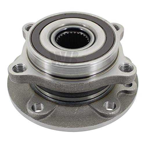 WJB WA513348 Front Hub Assembly/Wheel Bearing Module (Cross Reference: Timken HA590473 / Moog 513348)