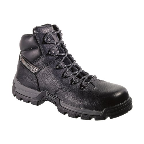 UPC 018469117290, W02293 Wolverine Men's Guardian CarbonMAX Safety Boots - Black - 9.0 - EW