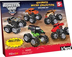 Monster Jam Ultimate Micro Competition