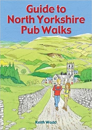 North Yorkshire Walking guidebook (Pubs)