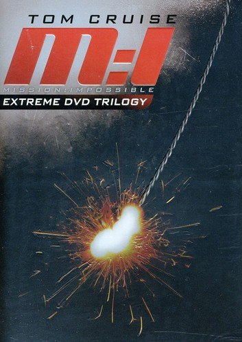 Mission: Impossible - Extreme Trilogy (Mission: Impossible / Mission: Impossible 2 / Mission: Impossible 3) (Mission Impossible Movie Set)