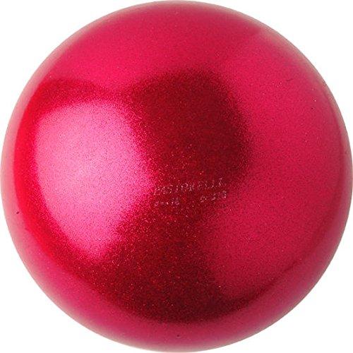 Pastorelli Glitter Junior Gym Ball HV 16 cm (Raspberry)