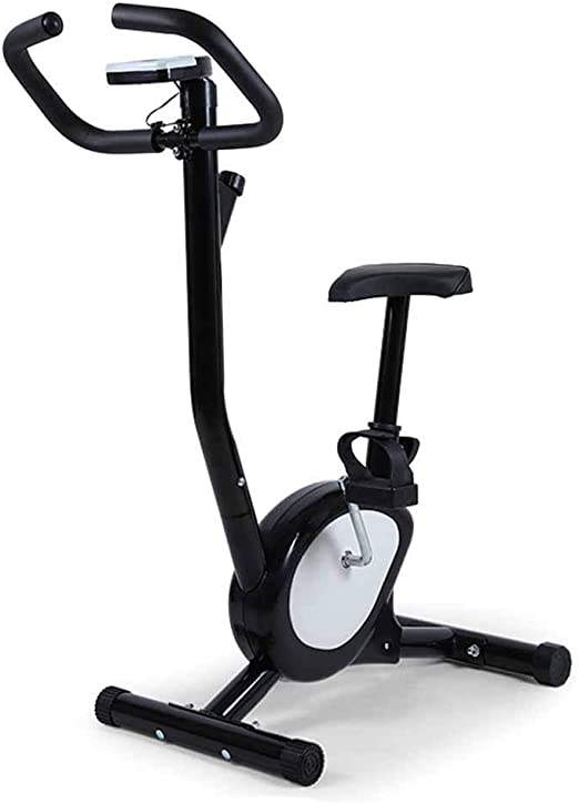 MJ-Sports Bicicleta de Ejercicio Vertical Bicicleta Fija ...