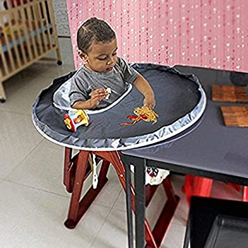 e2f8803d1 Amazon.com   Willcome Restaurant and Home Baby Feeding Saucer High ...