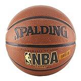 Spalding NBA Street Outdoor Basketball , Orange