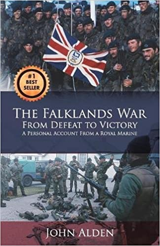 The Falklands War: From Defeat to Victory: Amazon co uk: John Alden