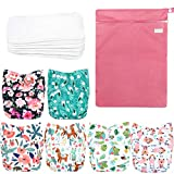 Wegreeco Washable Reusable Baby Cloth Pocket
