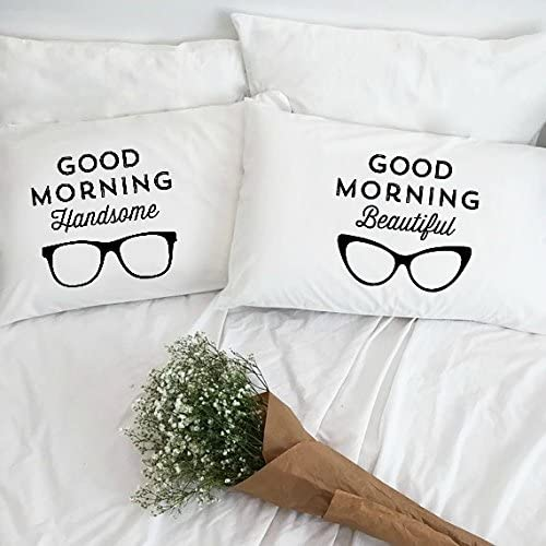 Motivational Gifts Inspirational Pillowcase Wake Up Every Morning With The Thought That Something Wonderful Good Morning Pillow Case