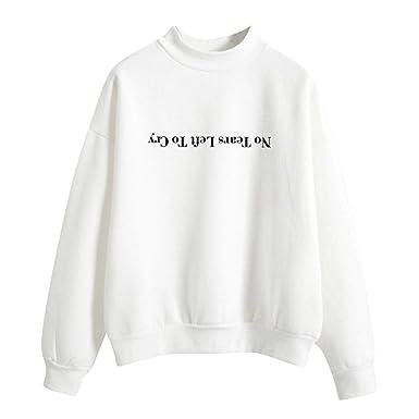 Youngii 2019 Automne Hiver Sweat Femme Sweat Shirt sans