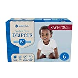 Member's Mark Comfort Care Baby Diapers Size 6 - 150 ct. (35+lbs.)