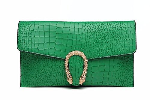 l'épaule GQFGYYL Main Sac à Femme de Sac de green Nouveau 1qdxq4v