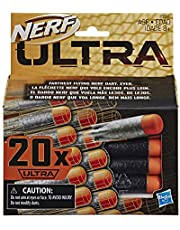 Nerf Ultra One 20-Dart Refill Pack -- The Farthest Flying Nerf Darts Ever -- Compatible Only with Nerf Ultra One Blasters
